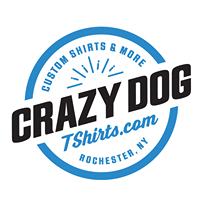 Crazy Dog T Shirts